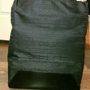 Large Black MAC by Matt Murphy Tote Bag